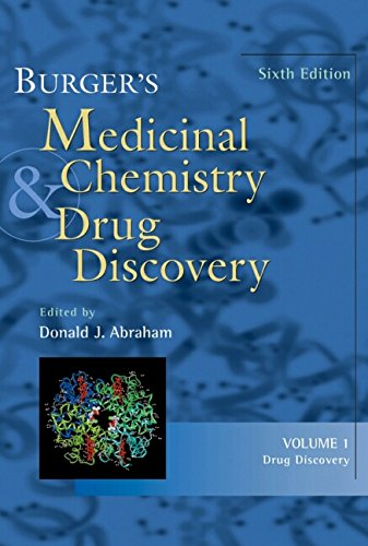 9780471270904: Burger's Medicinal Chemistry and Drug Discovery: 001