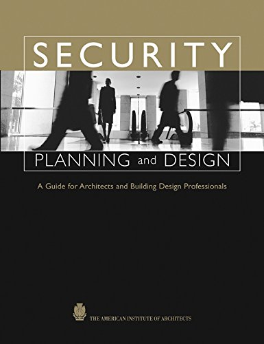 9780471271567: Security Planning and Design: A Guide for Architects and Building Design Professionals