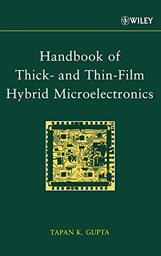 9780471272298: Handbook of Thick- and Thin-Film Hybrid Microelectronics