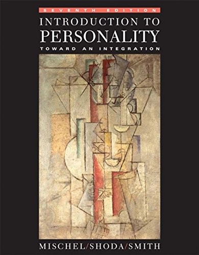 9780471272496: Introduction to Personality: Toward An Integration