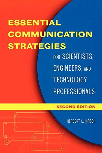 9780471273172: Essential Communications Strategies