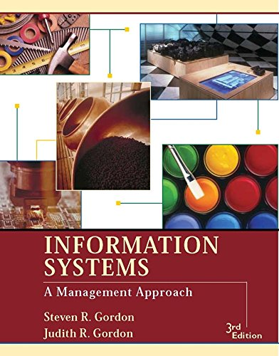 9780471273189: Information Systems: A Management Approach