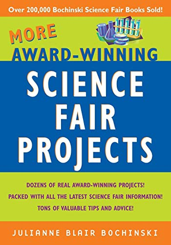 9780471273370: More Award-Winning Science Fair Projects