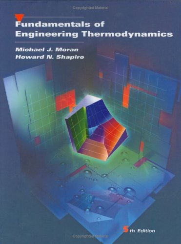 9780471274711: Fundamentals of Engineering Thermodynamics