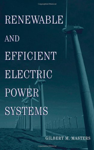9780471280606: Renewable and Efficient Electric Power Systems