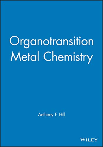 9780471281634: Organotransition Metal Chemistry (Basic Concepts In Chemistry)