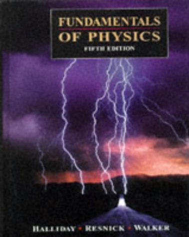 9780471283249: Fundamentals of Physics Fifth Edition without Softlock Version of CD-Physics, 2.0
