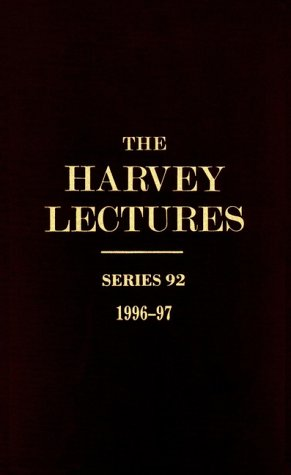 9780471283263: The Harvey Lectures Series 92, 1996-1997