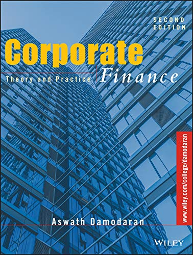 9780471283324: Corporate Finance: Theory and Practice (Wiley Series in Finance)