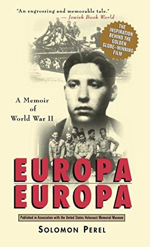 9780471283645: Europa, Europa