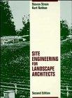9780471283942: Site Engineering for Landscape Architects (Landscape Architecture)