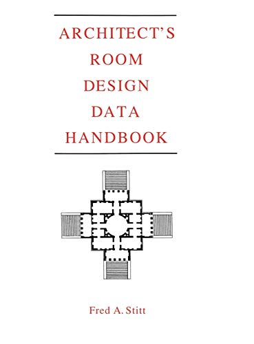 9780471284253: Architect's Room Design Data Handbook