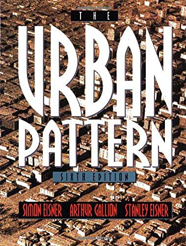 9780471284284: The Urban Pattern, 6th Edition