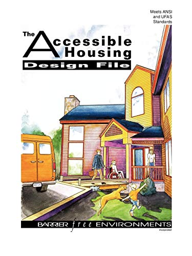 9780471284369: The Accessible Housing Design File