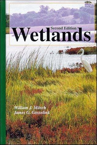 9780471284376: Wetlands, 2nd Edition