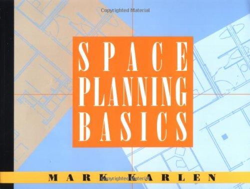 9780471284598: Space Planning Basics