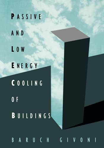 9780471284734: Passive Low Energy Cooling of Buildings