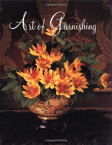 9780471284741: Art of Garnishing