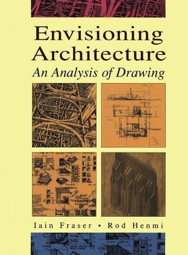 9780471284796: Envisioning Architecture: An Analysis of Drawing