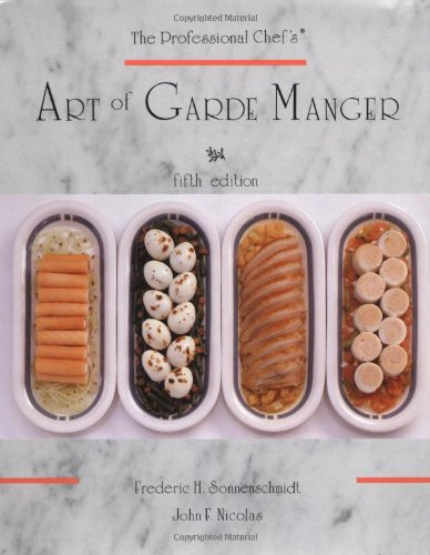 9780471284895: The Professional Chef's Art of Garde Manger