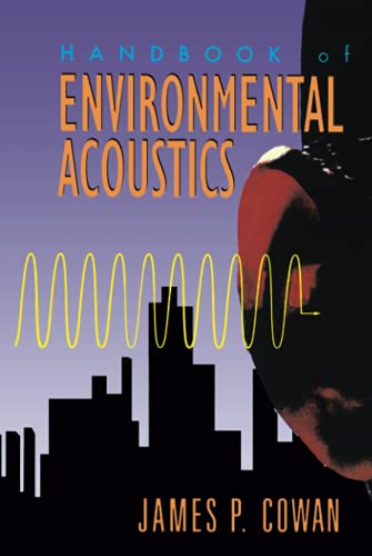 9780471285847: Handbook of Environmental Acoustics