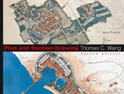 9780471286080: Plan and Section Drawing (Landscape Architecture)
