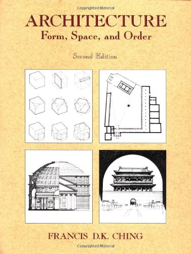9780471286165: Architecture: Form, Space, and Order