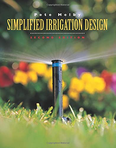 9780471286226: Simplified Irrigation Design, 2nd Edition (Landscape Architecture)