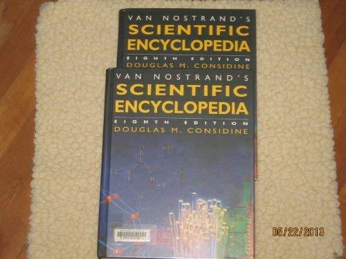 9780471286356: Van Nostrand's Scientific Encyclopedia (8th ed.)