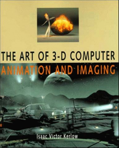 9780471286493: The Art of 3-D Computer: Animation and Imaging