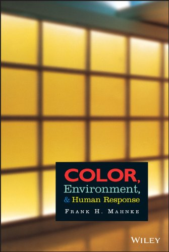 9780471286677: Color, Environment, and Human Response: An Interdisciplinary Understanding of Color and Its Use As a Beneficial Element in the Design of the Architectural Environment