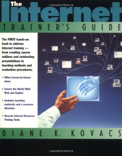 9780471286868: The Internet Trainer's Guide