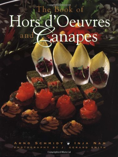 9780471287001: The Book of Hors D'Oeuvres and Canapes