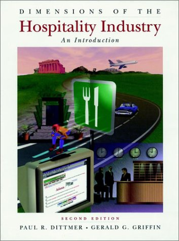 9780471287117: Dimensions of the Hospitality Industry: An Introduction