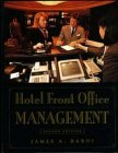 Hotel Front Office Management (Hospitality, Travel &: James A. Bardi