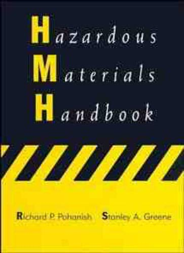 9780471287483: Hazardous Materials Handbook