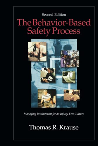 9780471287582: The Behavior-Based Safety Process: Managing Involvement for an Injury-Free Culture