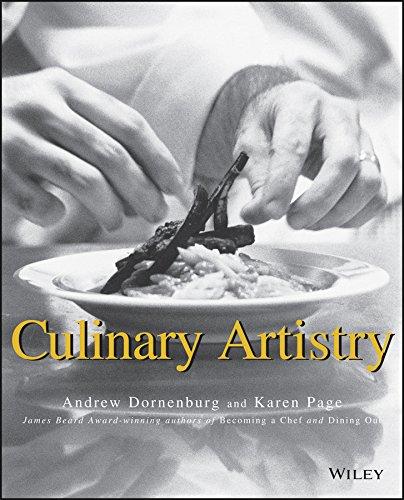 9780471287858: Culinary Artistry (Hospitality)