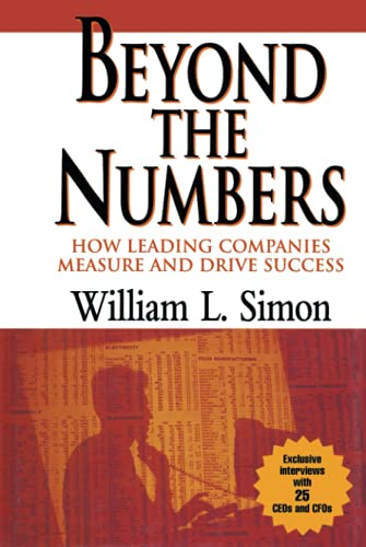 9780471287902: Beyond the Numbers: How Leading Companies Measure and Drive Success