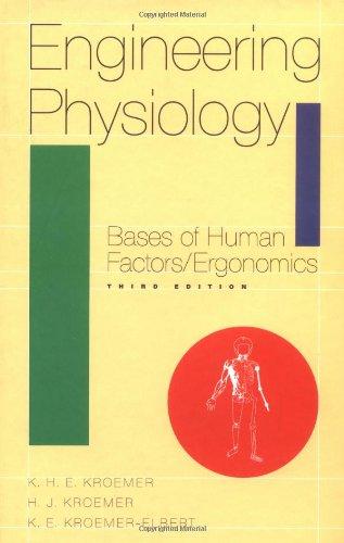 9780471287988: Engineering Physiology: Bases of Human Factors/Ergonomics