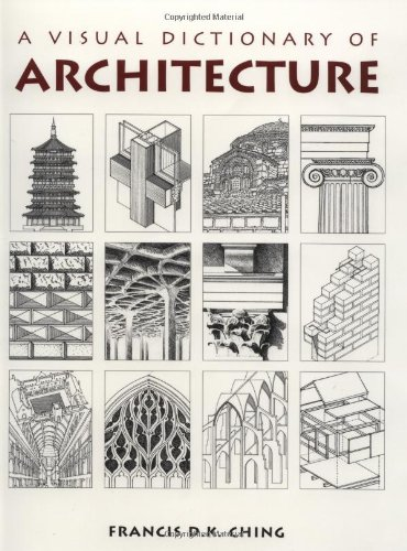 9780471288213: Visual Dictionary of Architecture
