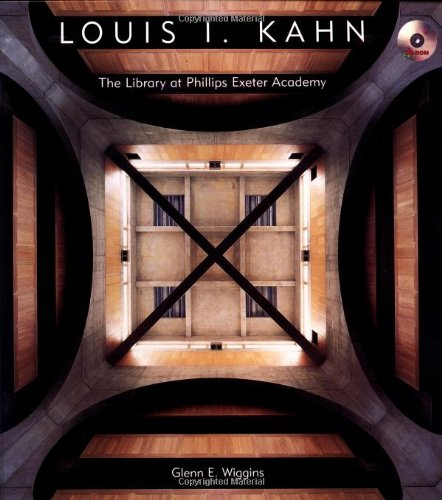 9780471288312: Louis I. Kahn: The Library at Phillips Exeter Academy