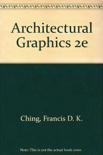 9780471288749: Architectural Graphics