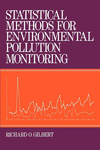 9780471288787: Statistical Methods for Environmental Pollution Monitoring