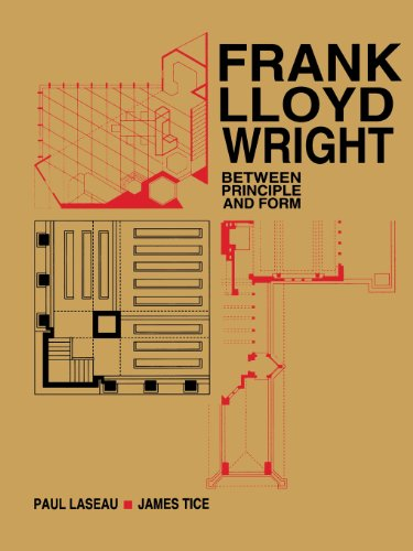 9780471288831: Frank Lloyd Wright: Between Principles and Form