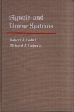 9780471289005: Signals and Linear Systems