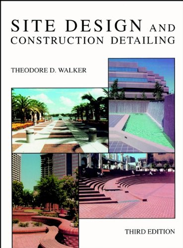 9780471289067: Site Design and Construction Detailing, 3rd Edition