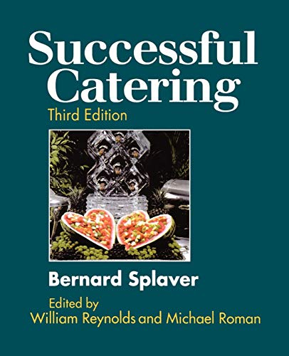 Stock image for Successful Catering, 3rd Edition for sale by Bayside Books