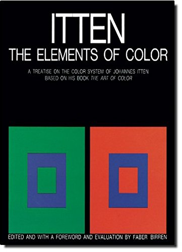 """9780471289296: The Elements of Color: A Treatise on the Color System of Johannes Itten, Based on His Book """"The Art of Color"""""""