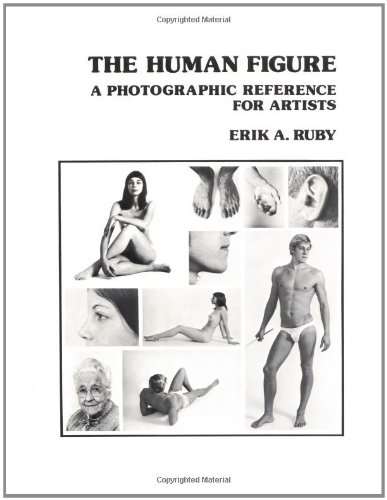 9780471289494: The Human Figure: A Photographical Reference for Artists